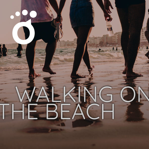 Walking on the beach playlist